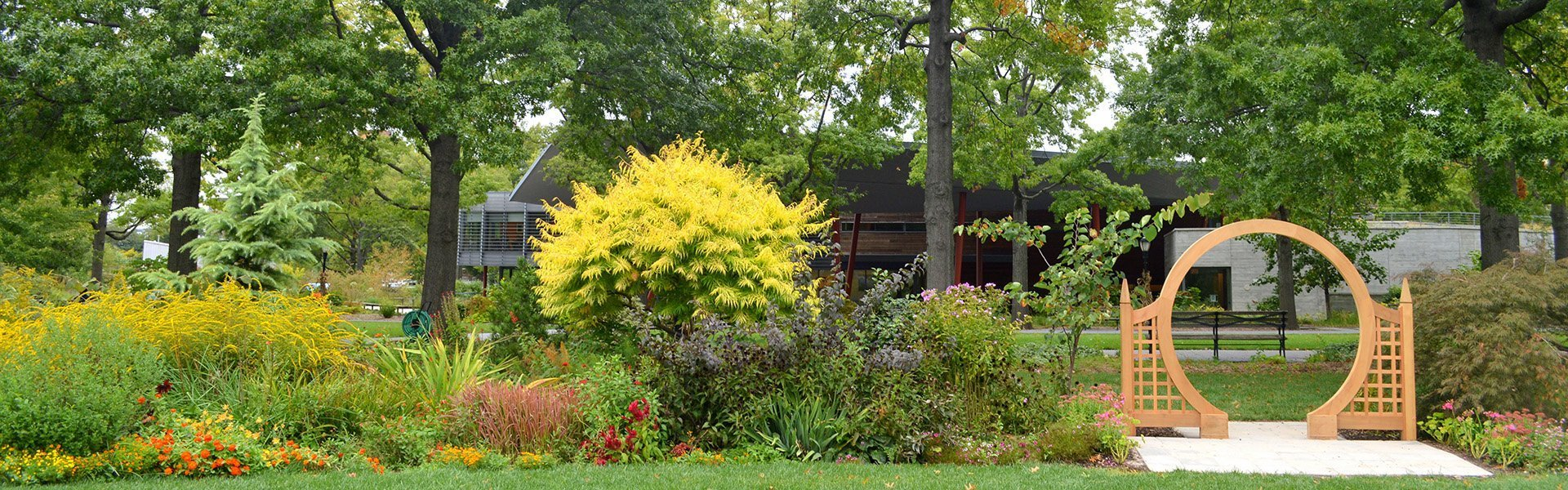 Queens Botanical Garden   Flushing, New York
