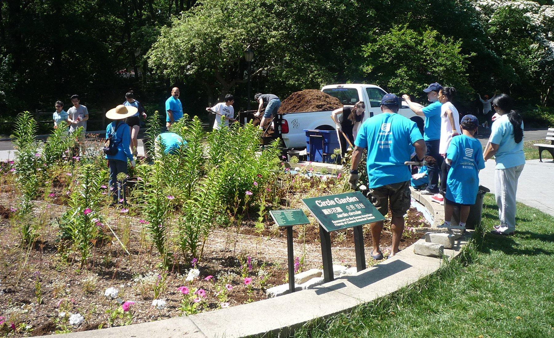Corporate Membership Queens Botanical Garden