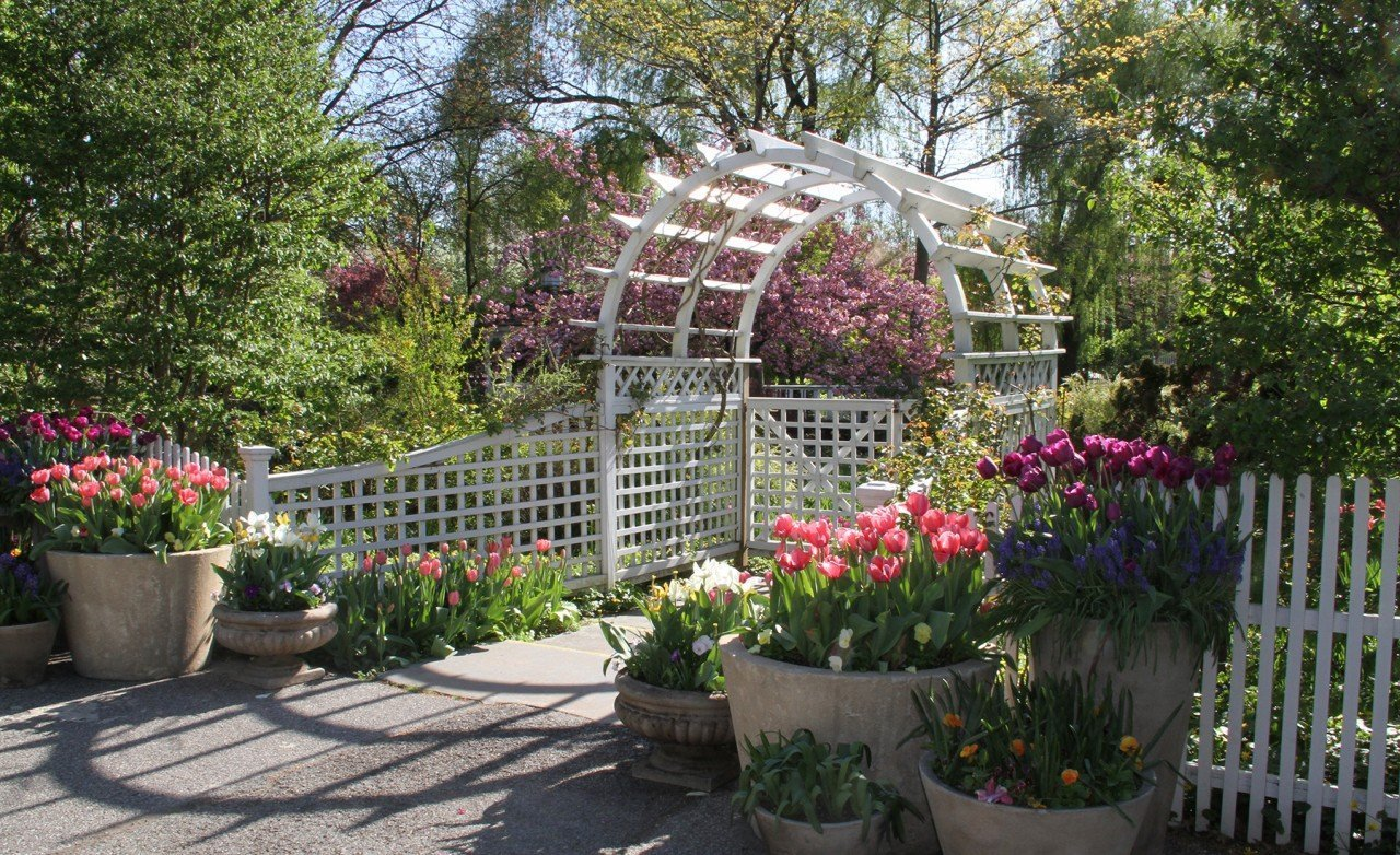 Queens Botanical Garden Weddings Special Events