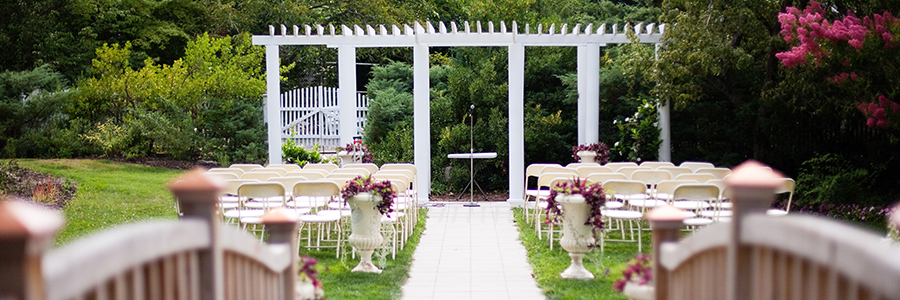 Wedding Garden Open House Queens Botanical Garden