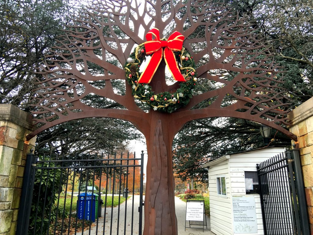 Tick Tock Holiday Shopping Shock Queens Botanical Garden