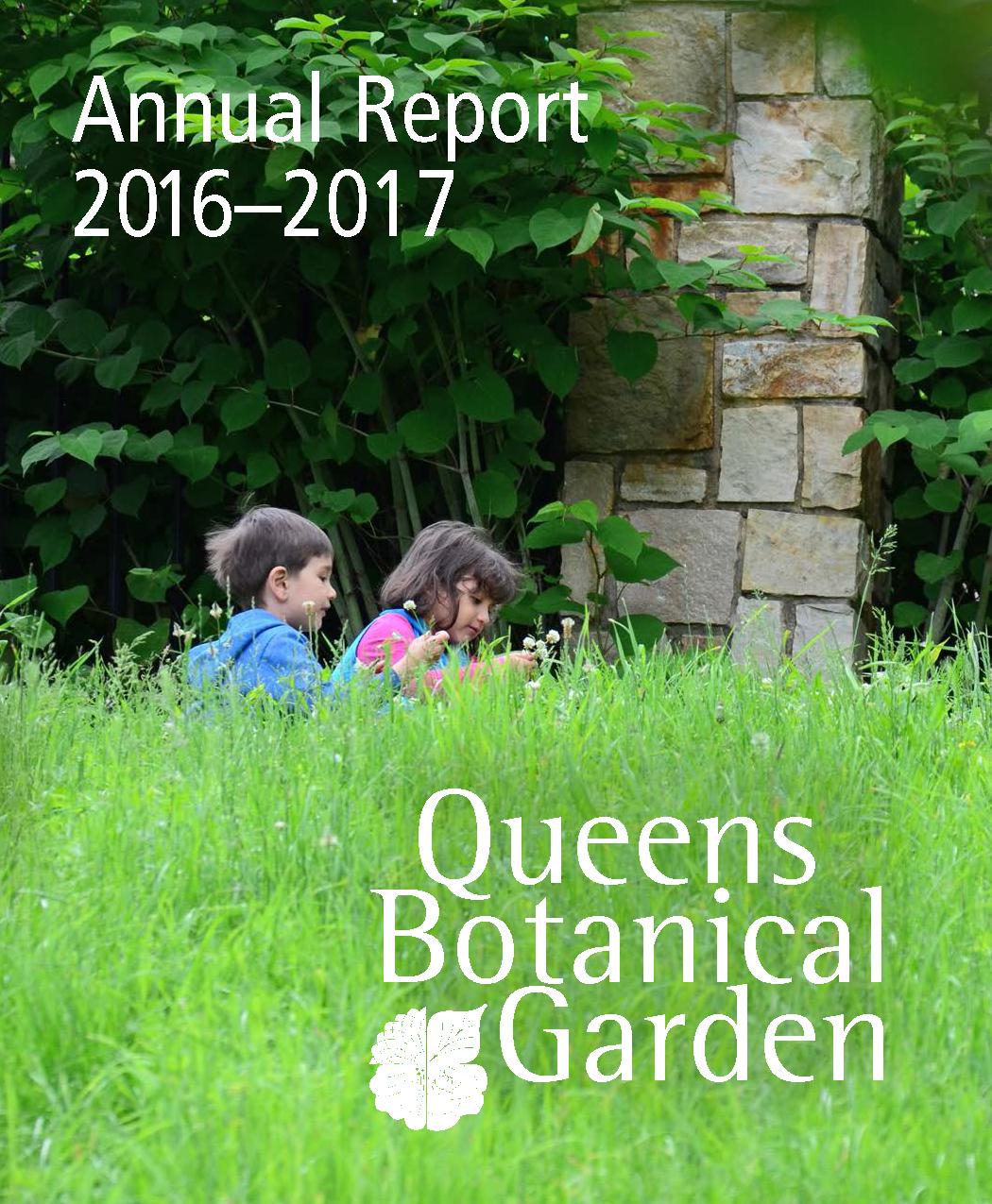 Financials Queens Botanical Garden