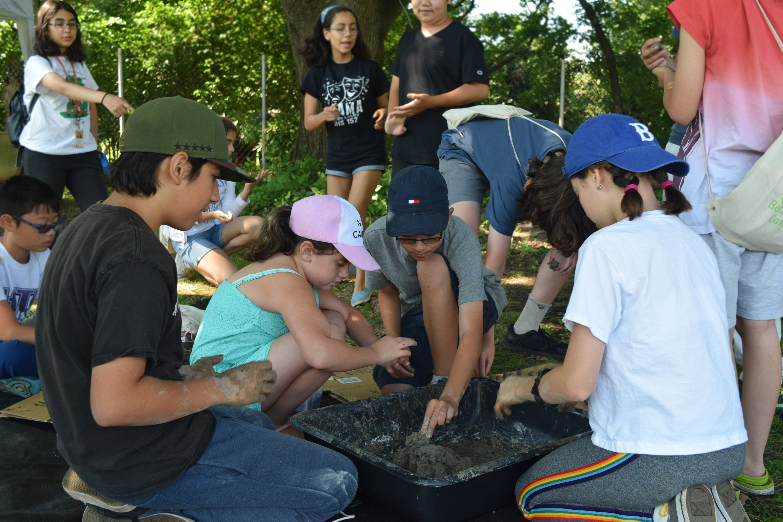 Compost Crafts: Wildflower Seed Balls - Queens Botanical