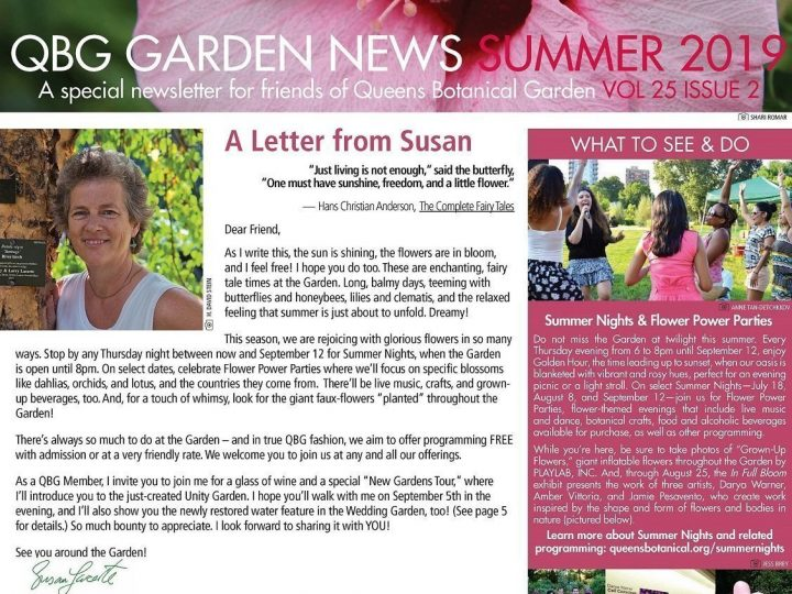 Garden News Newsletter