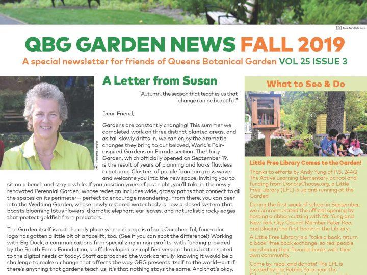 Garden News Newsletter
